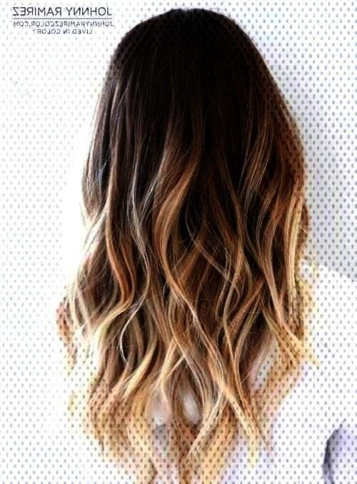 Color Ideas for Brunettes in 2019 The French hair coloring technique Balayage T35 Balayage Hair Color Ideas for Brunettes in 2019 The French hair coloring technique Balay...