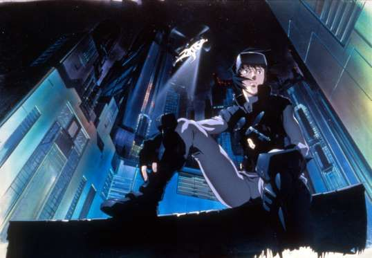 'Ghost in the Shell' (1995) - Collection/Rex Shutterstock/Rex Features/Rex Images