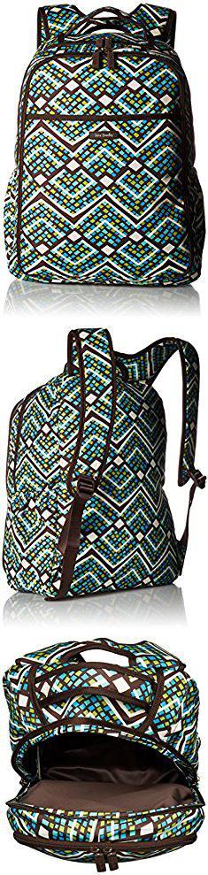 f940434a0f Vera Bradley Backpack As Diaper Bag. Vera Bradley Women s Lighten up Backpack  Baby Bag