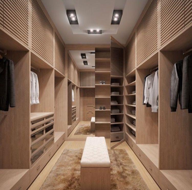 Master room walk in wardrobe dise o y decoraci n de for Master diseno de interiores