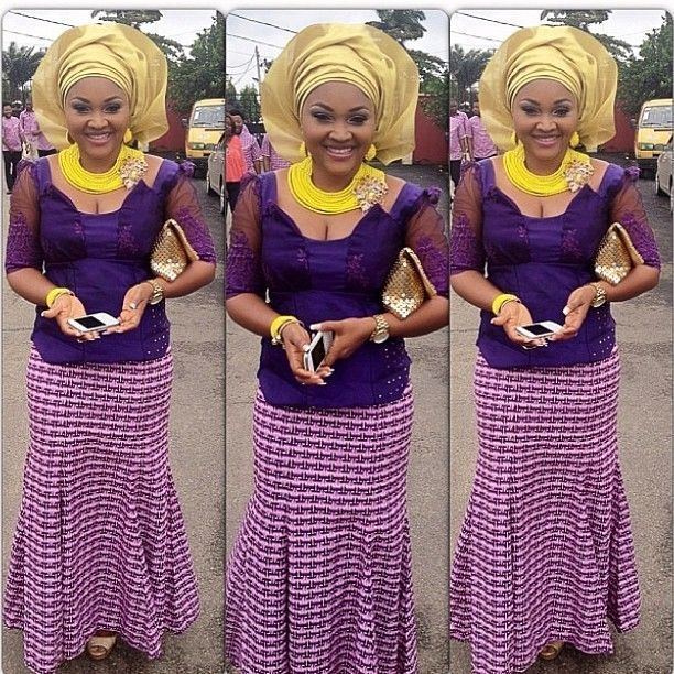 There are many ways to get ourselves beautified in the manner of an Ankara fabric.Asoebi style|aso ebi style|Nigerian Yoruba dress styles|latest asoebi styles}, Even if you are thinking of what to create and execute afterward an aso ebi style. Asoebi style|aso ebi style|Nigerian Yoruba dress styles|latest asoebi styles} for weekends come in many patterns and designs. #nigeriandressstyles There are many ways to get ourselves beautified in the manner of an Ankara fabric.Asoebi style|aso ebi style| #nigeriandressstyles