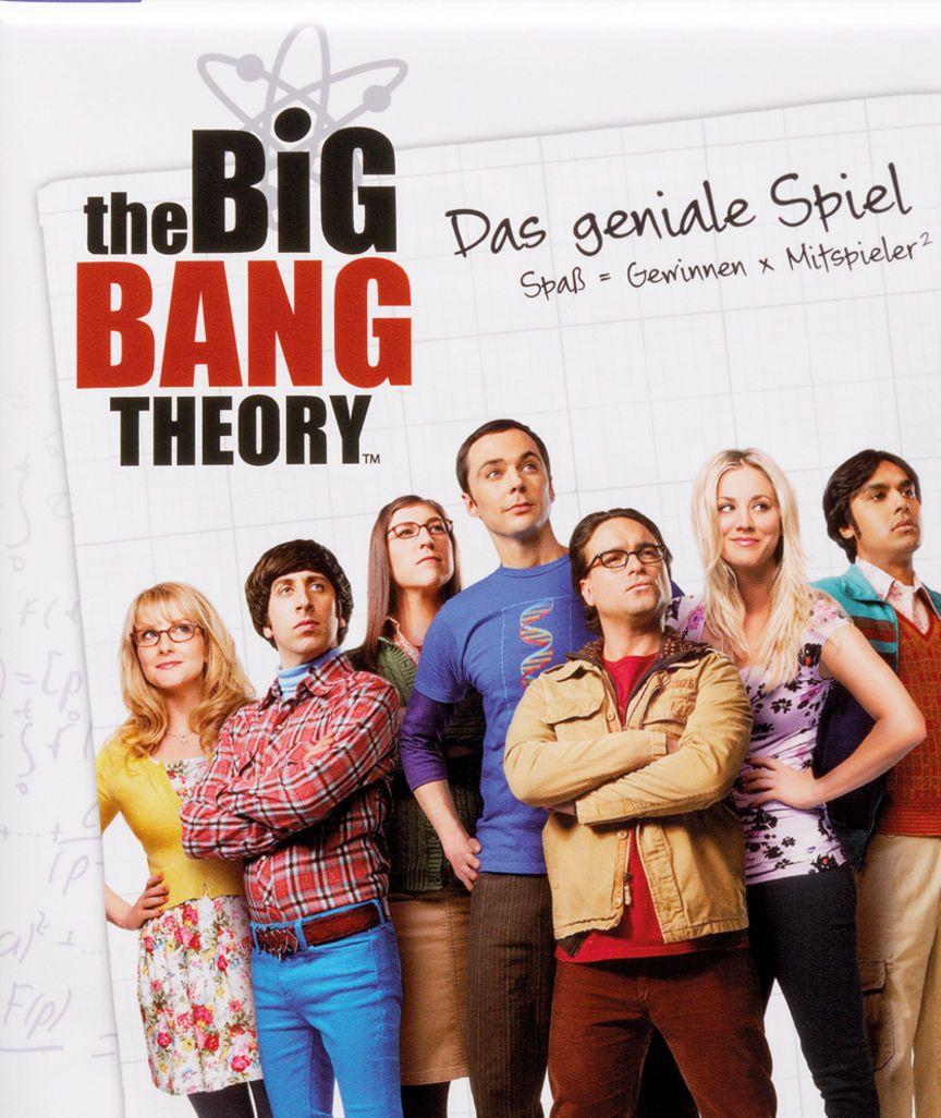 """SITCOM-HELDEN FÜR DEN SPIELEABEND Ist """"The Big Bang Theory"""" auch als Kartenspiel genial?"""