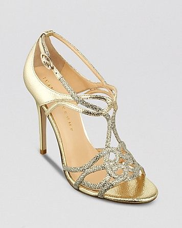 what to wear to any wedding formal herly shiny strappy