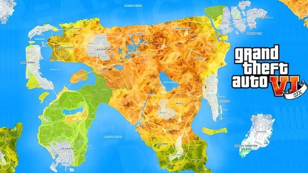 Rockstar Games Will Curate an AutoMap for GTA 6 Is The