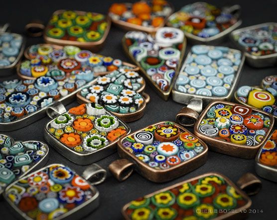 Cherie Bosela - Mosaic Art & Photography - Wearable Art