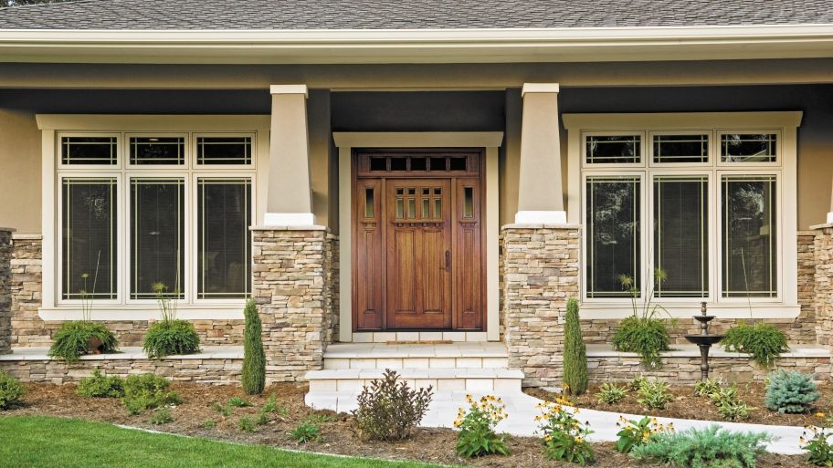 Front Doors For Craftsman Style Houses Part 33