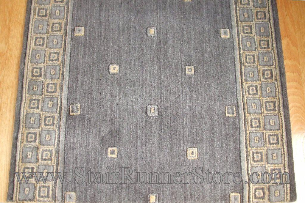 Best Nourison Squares Stair Runner Platinum 36 Custom Runners Buying Carpet 400 x 300
