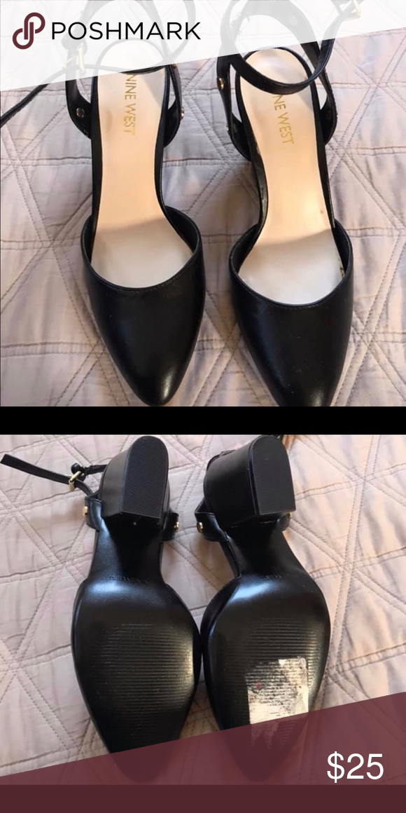 bb4ea0fa6c Nine west sandals new without box never worn Nine West Shoes Heels ...