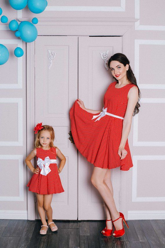 ce69f3acbe3 Matching christmas outfits Mommy and me outfits Mother daughter matching  dress Matching mother daugh