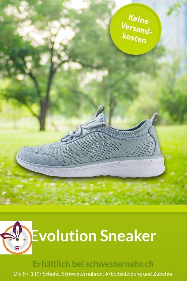 SneakAir Weiss | Bequeme arbeitsschuhe, Sneaker damen, Sneaker