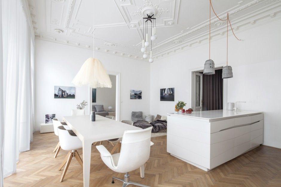 mieszkanie w kamienicy - Szukaj w Google Biskupia Pinterest - hm wohnung in wien design destilat