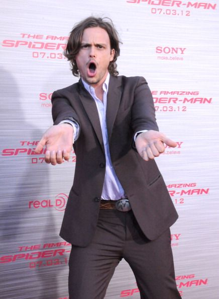 Matthew Gray Gubler as Spider Man