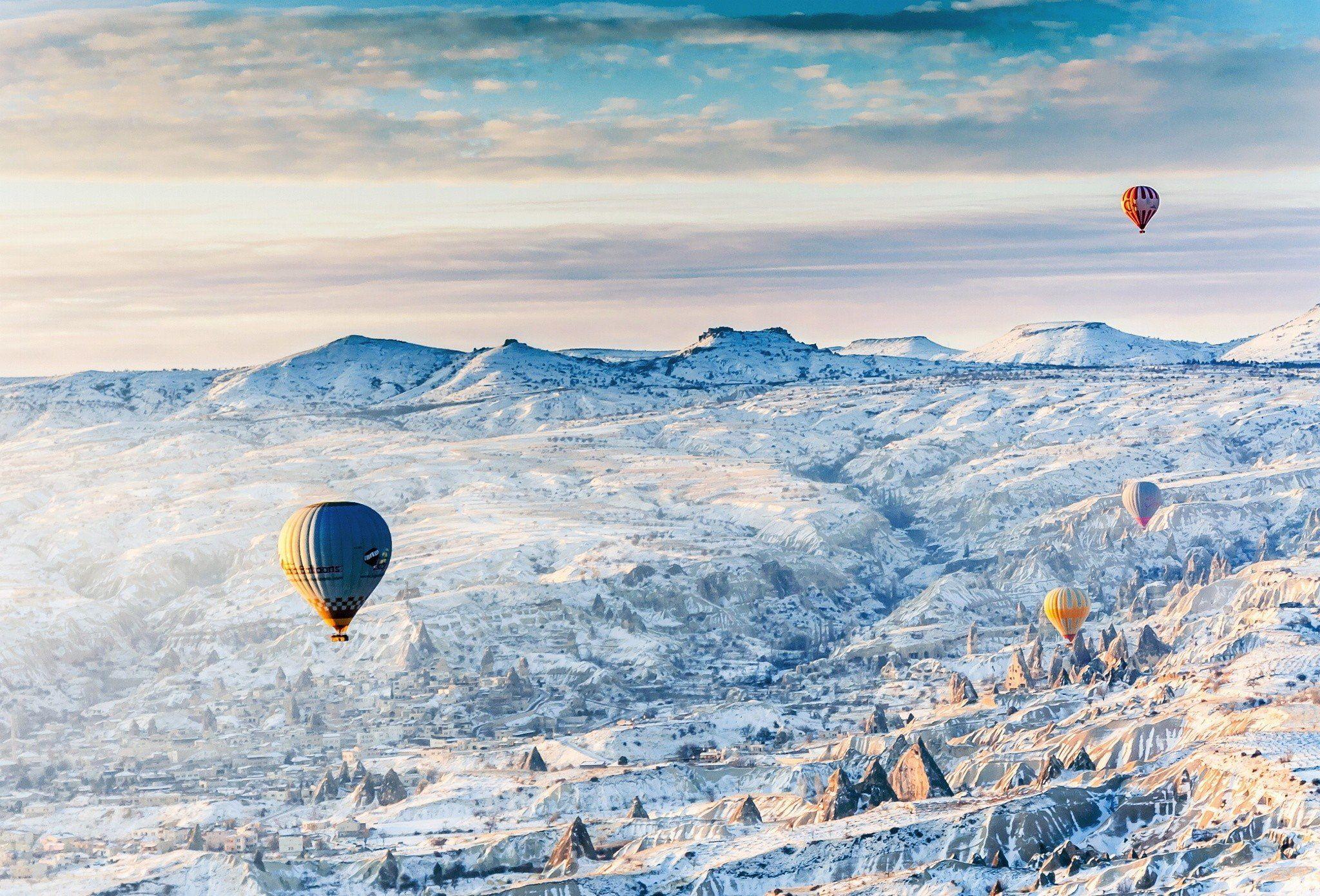 Cappadocia Hot air balloon hot air balloon