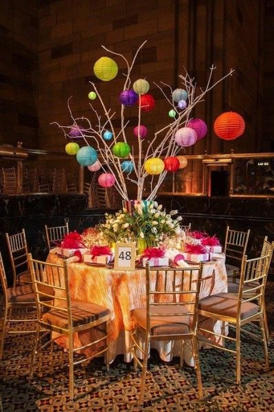 The Lenox Hill Neighborhood House Spring Gala Table Designs Design