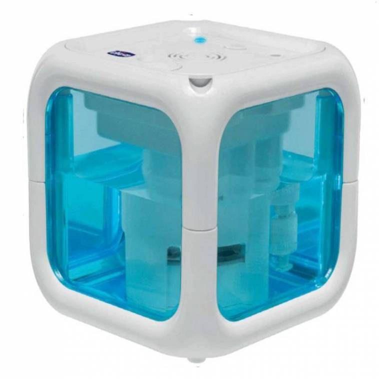 Comprar Chicco Humidificador Cubo Ultrasonico Vapor Frio Online