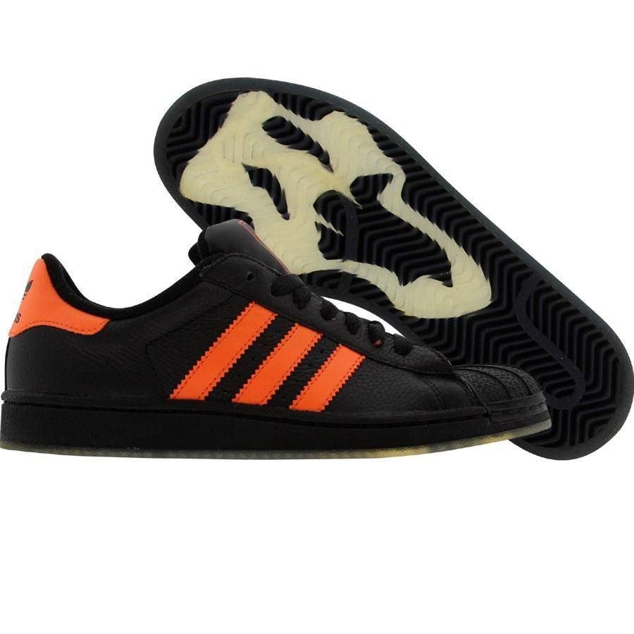 competitive price 86cb1 58b75 ADIDAS SUPERSTAR 2 J HALLOWEEN GHOST 014312 BLACK ORANGE - LEATHER - SHELL  TOE in Clothing, Shoes   Accessories, Kids  Clothing, Shoes   Accs, Boys   Shoes   ...