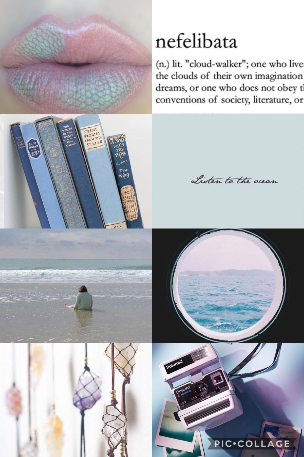 Zodiac Signs Aesthetic Pisces