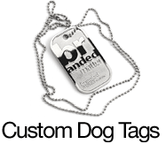 Providing custom manufactured dog tags is all styles - Buy branded dog tags at Promotional Key Chains  custom dog tags, dog tags manufacturers, shop dog tags, dog tags