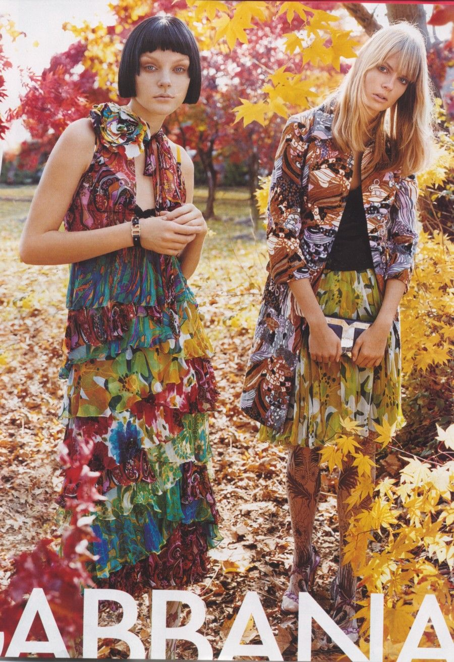 styleregistry: Dolce & Gabbana | Spring 2004