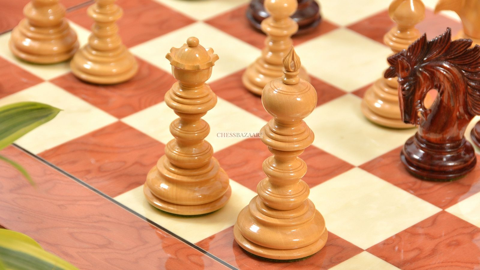 Black Friday FLASH SALE. Wooden chess, Wooden chess set