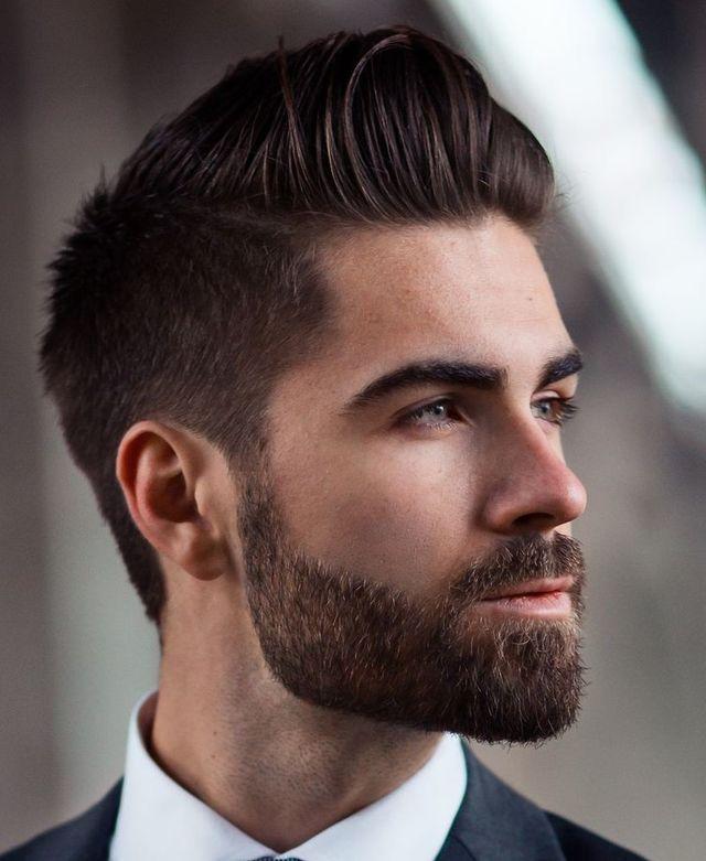 Wedding Beard Styles: Beard Styles Short Image By Perri On Bearded Man