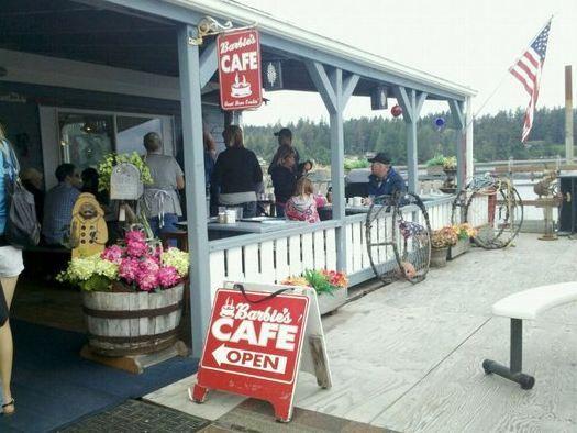 Barbie's Cafe, Seabeck, WA