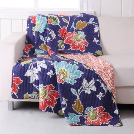 Global Trends Peyton Throw, Multicolor