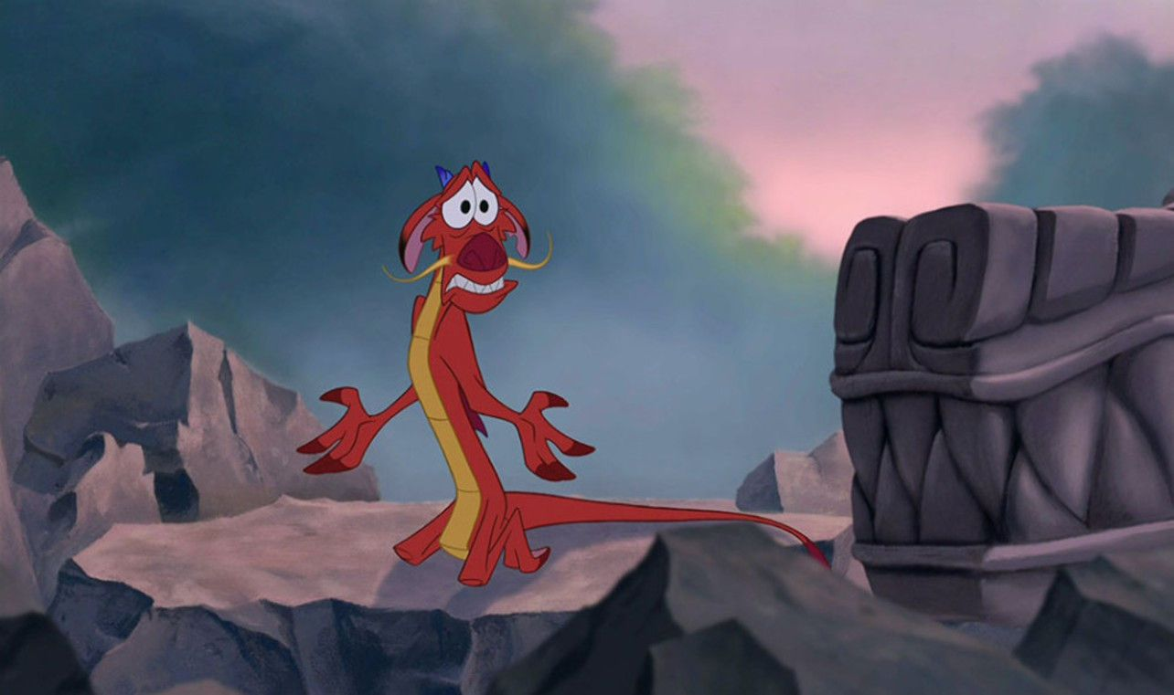Which Sidekick are you? Disney. I played again and got Mushu! Weird name eh? Well I preferred getting Sven Rather then Mushu. Comment Down below what you got. I don't really reconsider Recognize the name Mushu. But I kinda know he's from the movie Mulan. My faveourite Disney movies are, 101 dalmations, Frozen, and Repunzel, and one more is, Beauty and the beast. Hope you enjoy this quiz like I did! Peace Out!!! From your fellow pinner, Fionna J. By the way I play animal jam, my user, Fionna7...