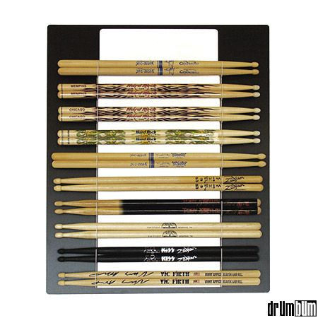 10pr wall drumstick drum sticks pinterest drums and drummers. Black Bedroom Furniture Sets. Home Design Ideas
