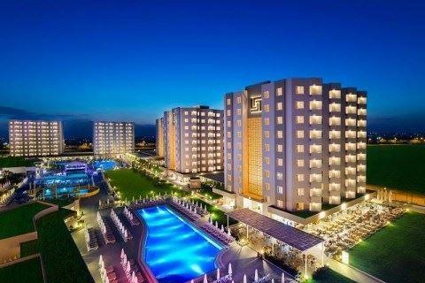 Grand Park Lara hotel - Turkey