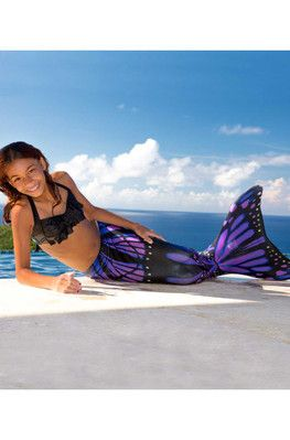 Majestic Monarch Limited Edition Mermaid Tail for Kids & Adults  By Fin Fun