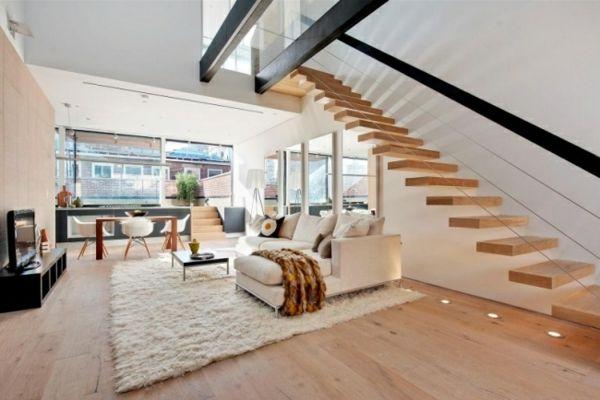 Great Bildergebnis Für Treppe Im Wohnzimmer · Home DecoratingCableLedModernElectrical  ...