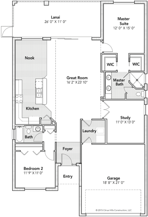 The Amherst Floor Plan Click To View Full Screen Floor Plans House Plans Great Rooms