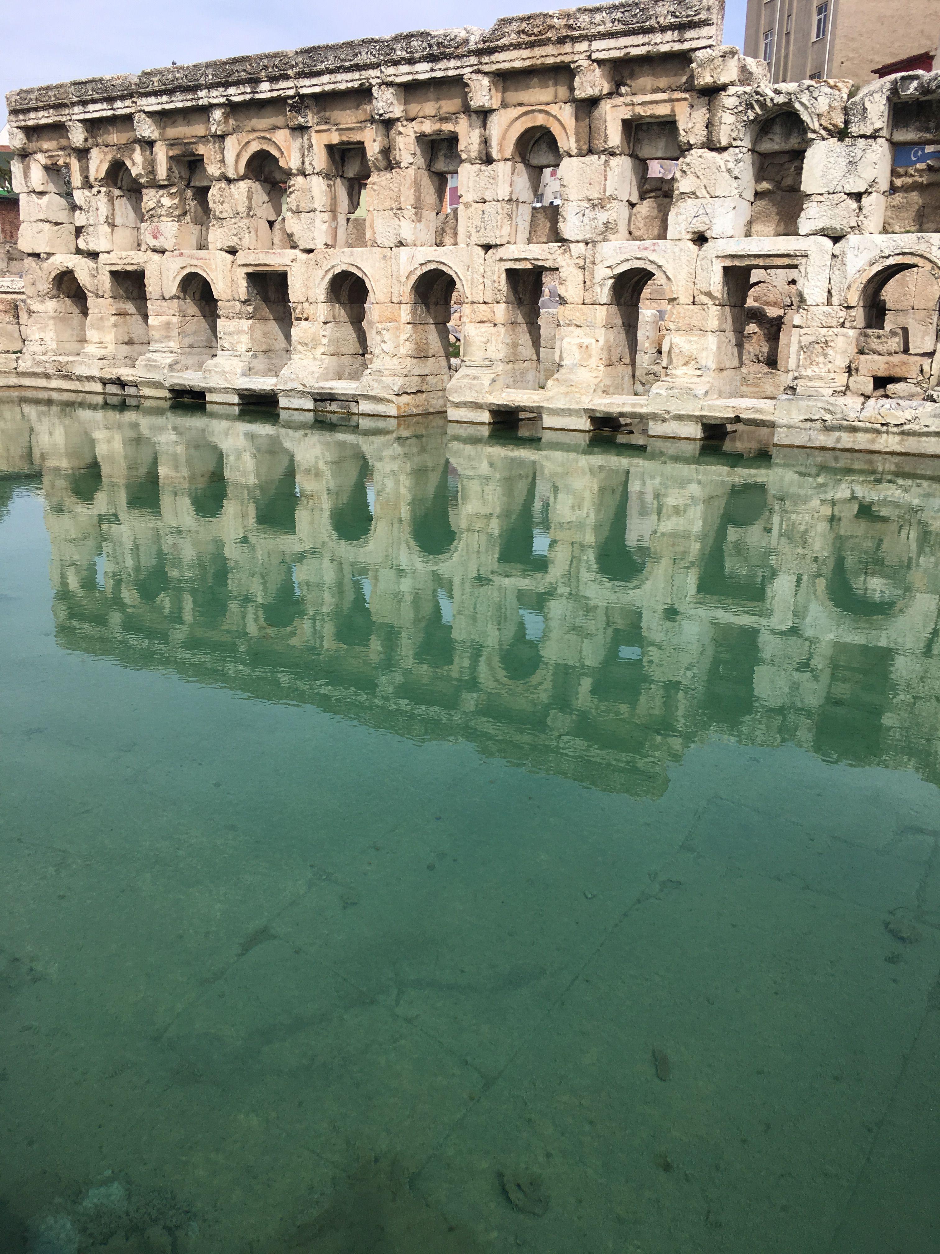 Yozgat Sarikaya Roma Hamami Basilica Terma Seyahat Geziler Turizm