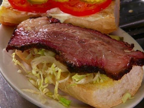 Prime rib po boy courtesy of food network httpyoutube prime rib po boy courtesy of food network http forumfinder Image collections