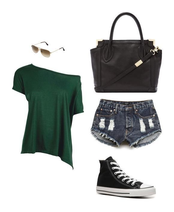 Love this look for the summer good for anything
