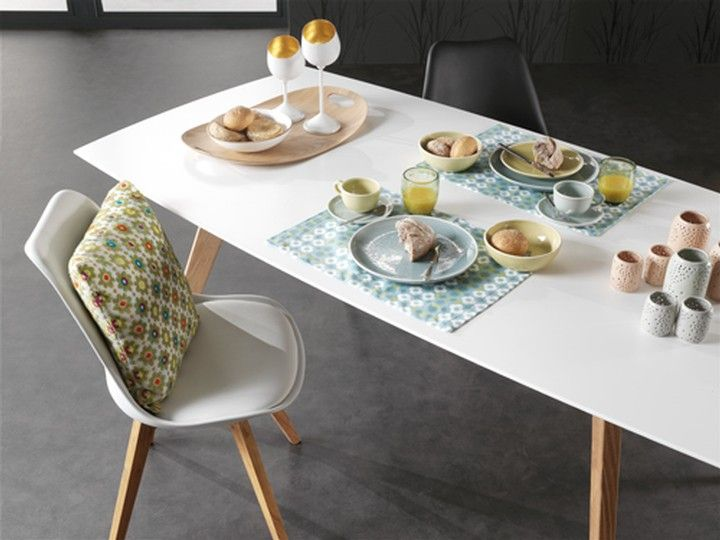 Eetkamer sixties domo meubelen deco interior design home