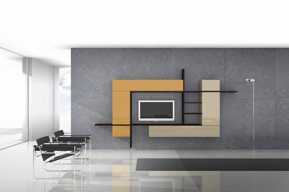 mueble de tv minimalista - Buscar con Google lobby Pinterest - mueble minimalista