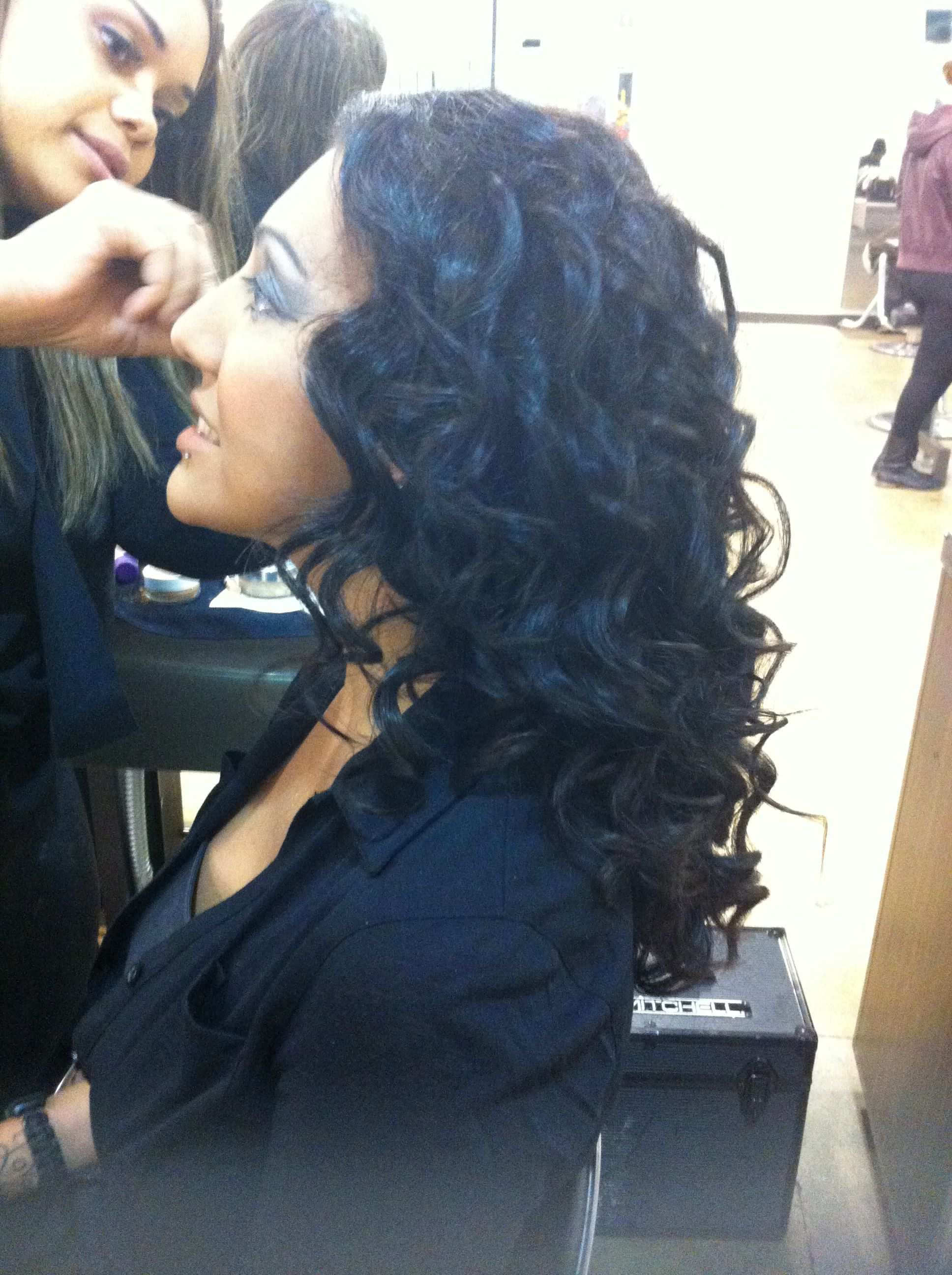 Pin By Angel David On Cosmetology School Rudy Amp Kelly