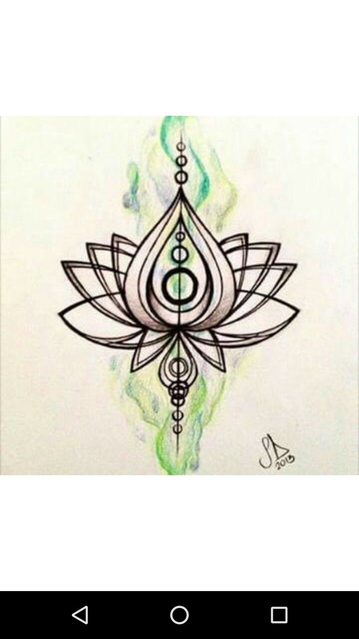 Pin by julianne cheek on fabric printing pinterest tattoo possible tattoo a white lotus flower representing in buddihsm the state of bodhi becoming awakened when one reaches this state it is said that one has izmirmasajfo