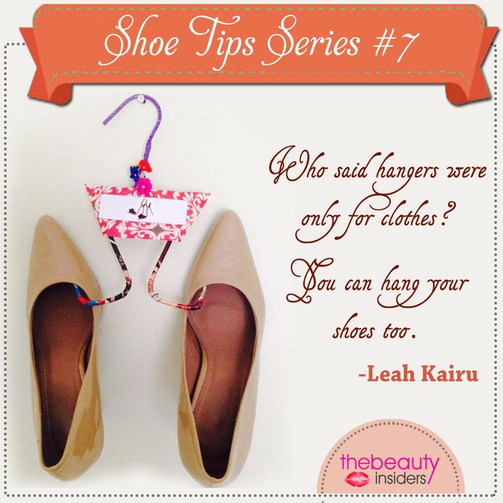#ShoeTips  www.thebeautyinsiders.com