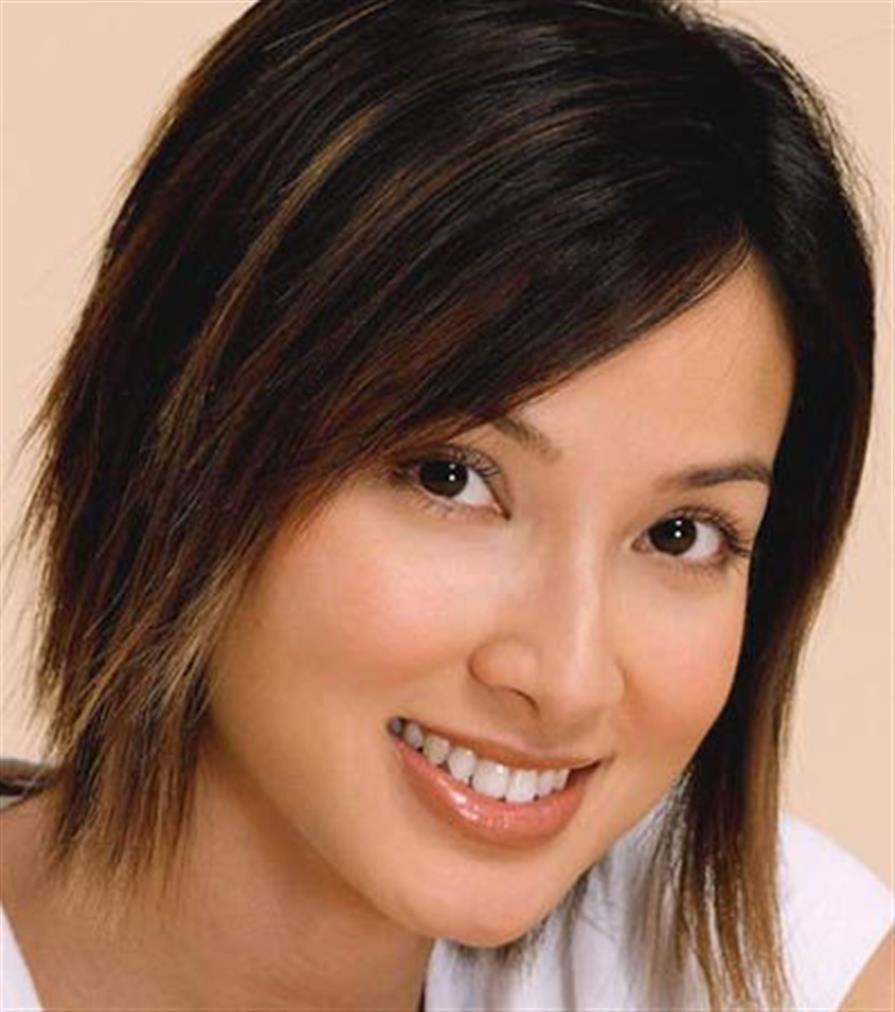 Bing short hair cuts for women beauty of asia pinterest