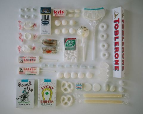 Emily Blicoe's Sugar Series