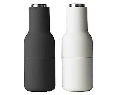 Gewürzmühlen-Set Bottle Grinder, 2 tlg., H 21 cm | Minimal ist ... | {Gewürzmühlen 21}