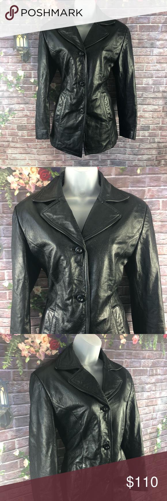 Máxima Wilsons Leather Women's Blazers Jacket S (With