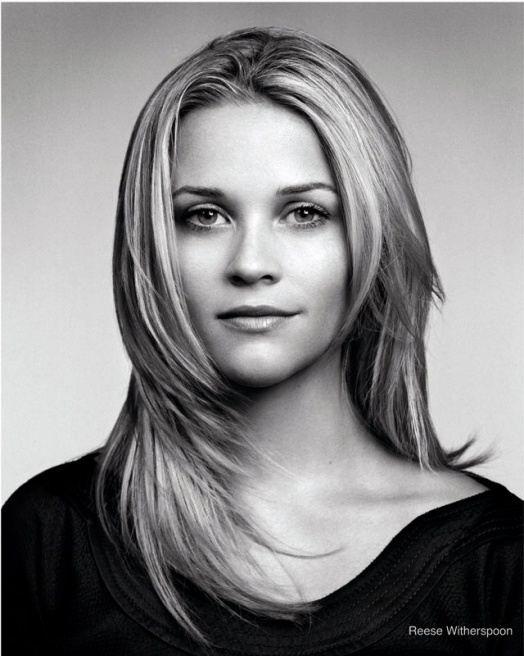 beautiful hairstyle & actress