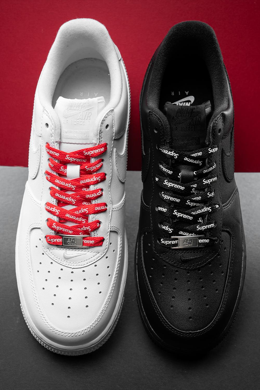 Nike Air Force 1 X Supreme Mini Box Logo In 2020 Fresh Shoes Nike Shoes Jordans Nike Air Force