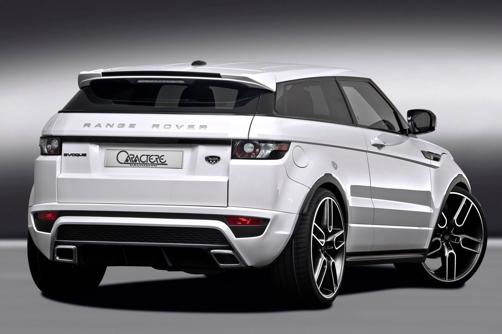 piece tuning evoque