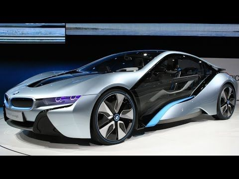 BMW i8   Fully Charged
