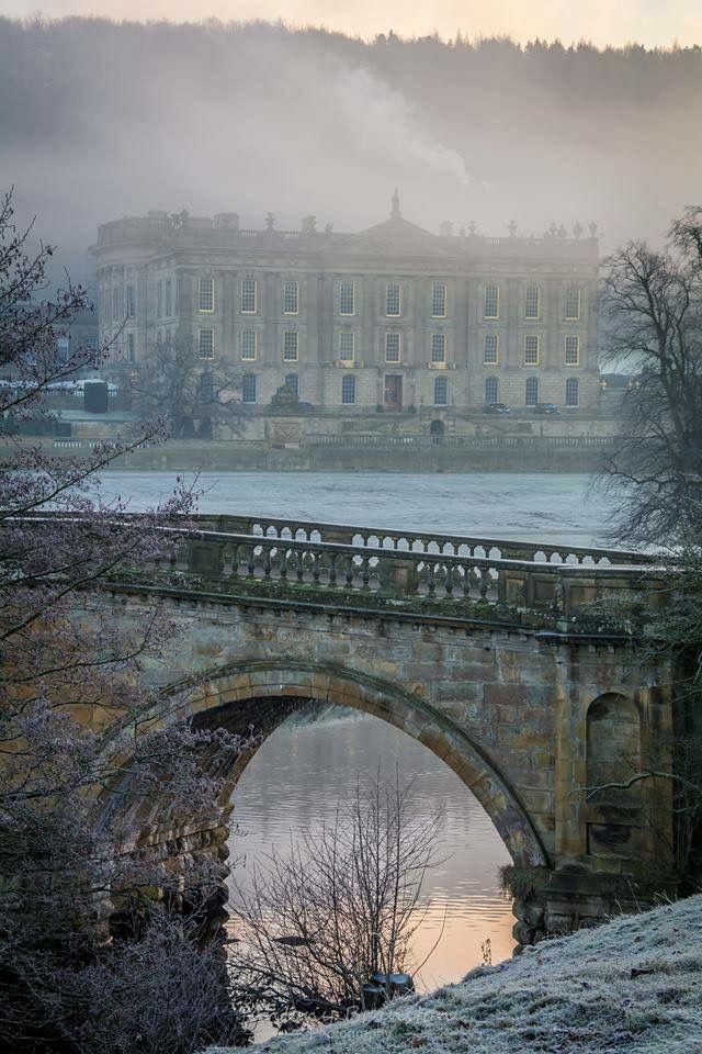 Chatsworth House History: Chatsworth, Chatsworth House, Historic Buildings